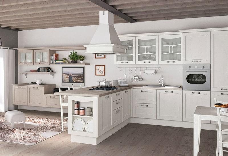 creo-cucine-kitchens arredamento-minimal-classiche-moderne-bagnolo-del-salento-maglie-lecce