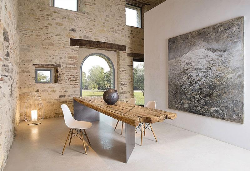 nature-design-tavolo-legno-antico-arredo-contemporaneo-industriale-moderno-bagnolo-del-salento-maglie-lecce