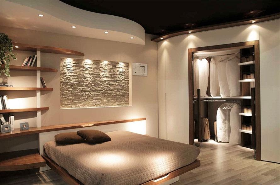 cabina armadio camera da letto lecce salento
